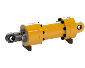 Zeus ZH-B - Bolted Hydraulic Cylinders product image
