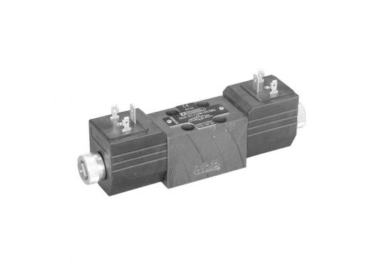 Duplomatic DL2 - Solenoid Operated Directional Control Valve image