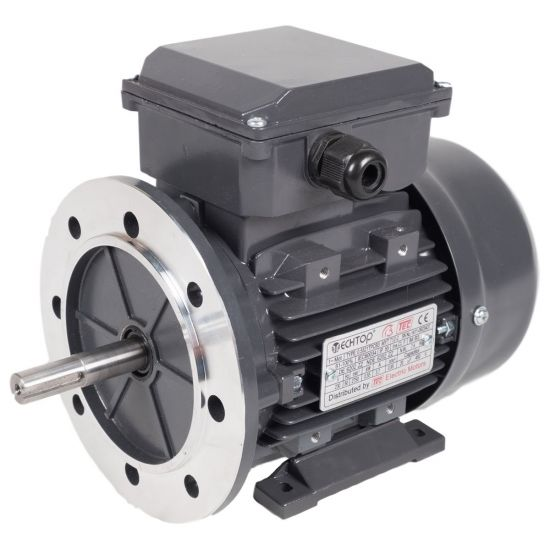 15.043TECAB35-IE2 15Kw, 4 Pole, IE2, Foot & Flange Mounted Motor image