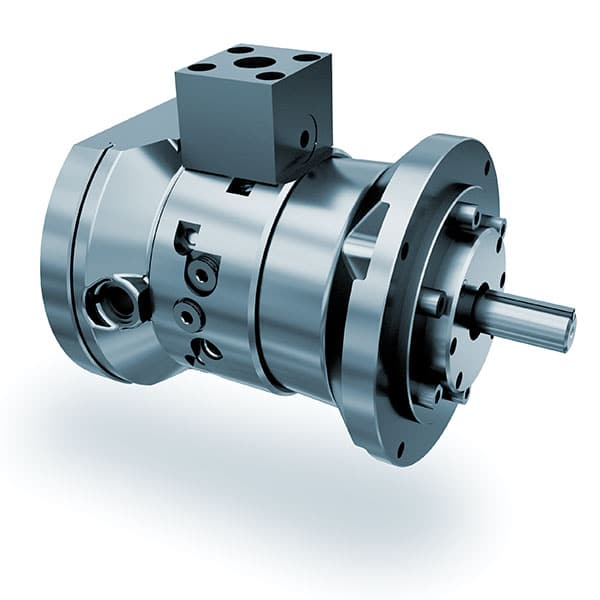 PFBA-02 Fixed Displacement, Axial Piston Pump, 3cc/rev. 1000 Bar product image